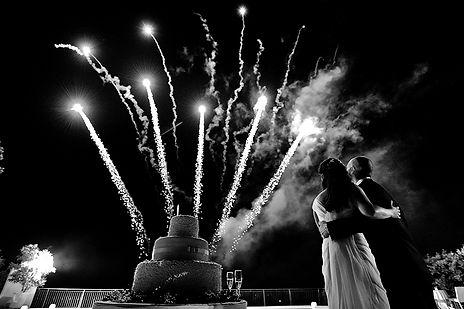 Professional Wedding Fireworks