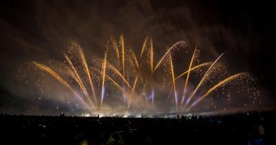 Pyromusical Firework Displays
