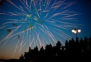 Memorial Fireworks