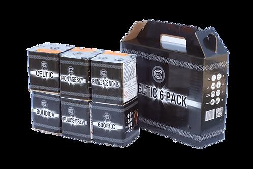 Celtic 6 Pack - Barrage Pack