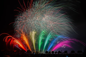 Firework Rainbow