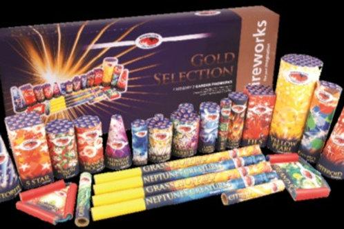 Gold Selection Box