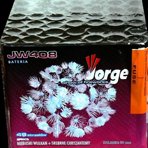Big Silver Chrysanthemum