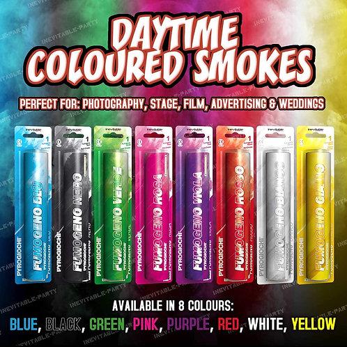 Daytime Coloured Smokes