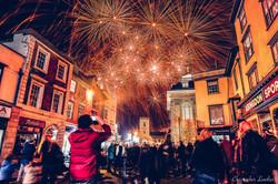 Abingdon Christmas Fireworks