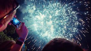 Corporate Event Fireworks