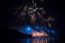 Ragley Hall Firework Champions