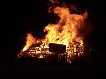 Guy Fawkes Bonfire Night Fireworks