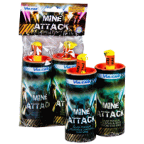 Mine Attack TWIN PACK