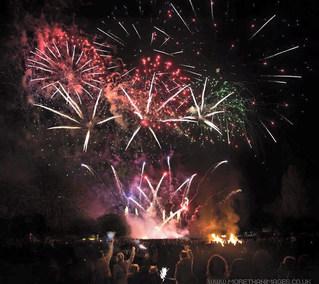 Wallingford Bonfire and Fireworks