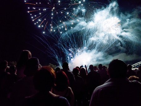 Organising a Fireworks Display: Checklist