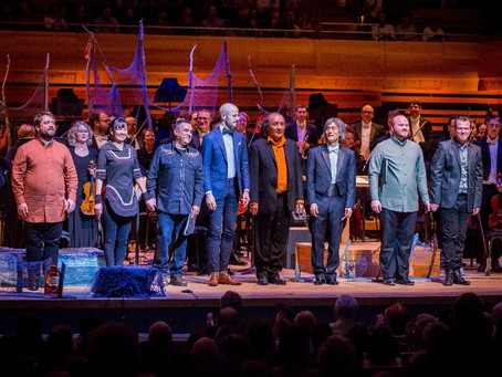 Chaakapesh with the Montreal Symphony