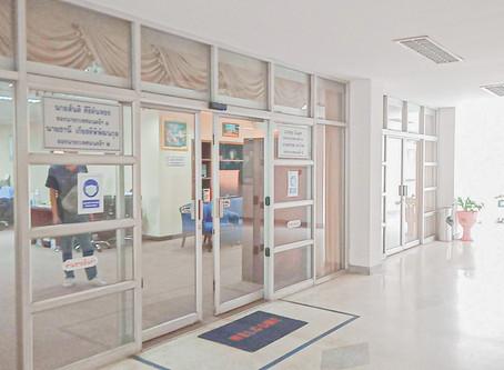 มาอีกงานวันนี้ สำหรับงานติดตั้ง ประตูอัตโนมัติ Auto Doorสวยๆ สะดวก สบาย ในการเดินเข้า-ออก