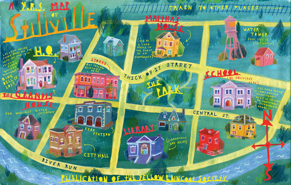 A Y.R.S. Map of Stillville