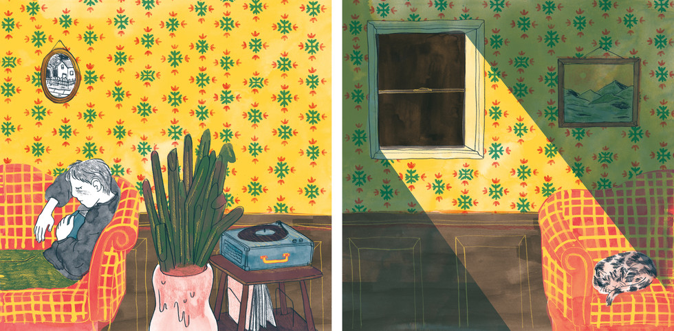 Wallflower series