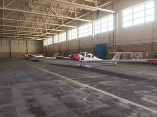 3rd Aircraft Arrives at 645