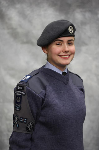 CHESTER-LE-STREET CADET SECURES PLACE AT TOP MILITARY COLLEGE