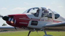 FIRST ALL 645 CREW RETURNS TO THE SKIES