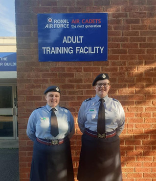 NEW UNIFORMED STAFF JOIN THE RANKS