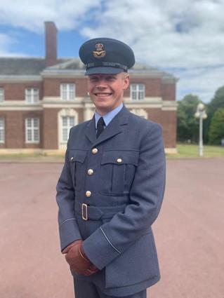 RAFAC OFFICER TO RAF OFFICER