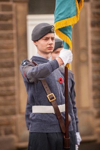 LONGRIDGE CADET SECURES PLACE AT TOP MILITARY COLLEGE