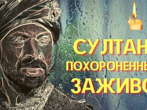 Погребенный заживо султан: просто Дикая история ∣ Османская династия