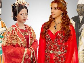 Османские и Китайские Евнухи: в чём разница I История наизнанку