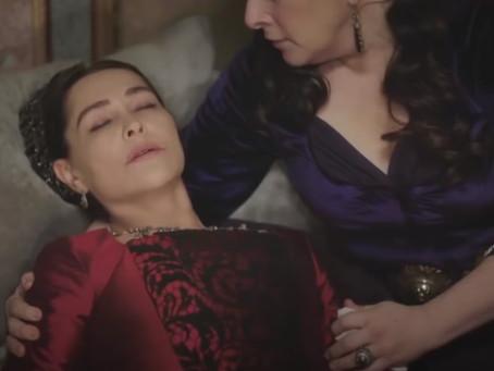 Сафие-султан: реальная история её жизни и смерти I Империя Кёсем
