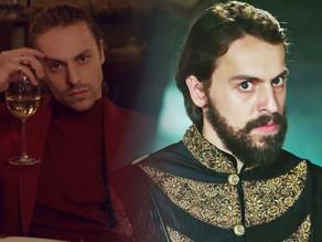 Кто такой Мети́н Акдюльге́р (Metin Akdülger)? Как вам его роль самого кровавого султана?