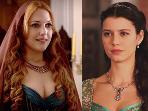 Хюррем и Кёсем «Черная королева»: в чём разница двух султанш