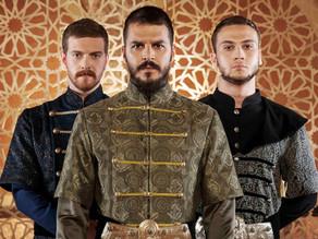 Мустафа стал султаном, а не Селим I Альтернативная история «Великолепный век»