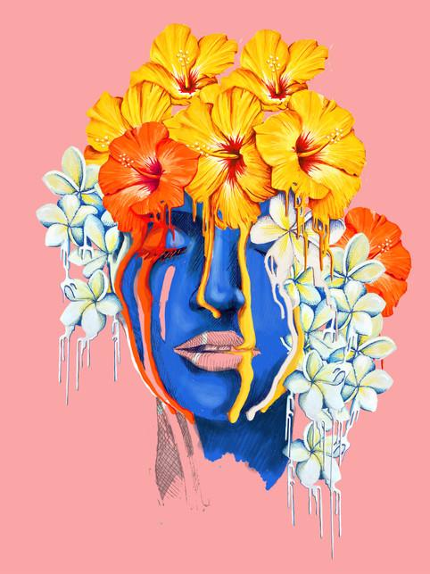 rostao com flores azul.jpg