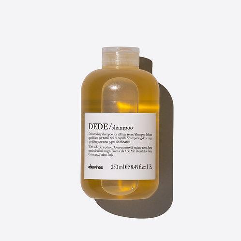 Davines Essential Haircare DEDE Shampoo 250ml   Davines Essential Haircare DEDE 四季強化洗頭水 250ml