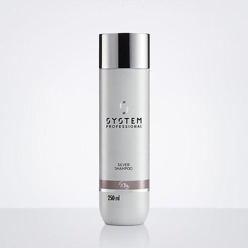 System Professional Silver Shampoo | Wella(威娜) - System Professional 銀色去黃洗頭水