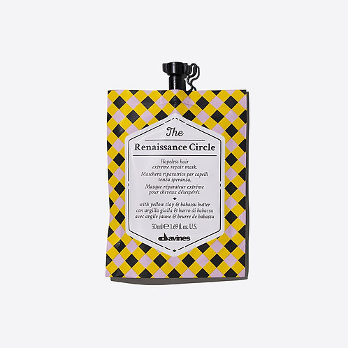 Davines THE CIRCLE CHRONICLES The Renaissance Circle Hair Mask 50ml | Davines(達芬尼斯) 魔鏡夢遊系列#重生髮膜 50ml