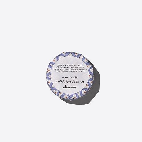 Davines - Strong Dry Wax 75 ml