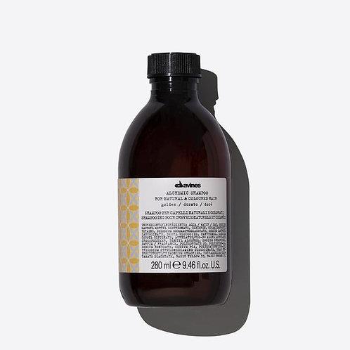 Davines Alchemic Shampoo Golden 280 ml | Davines Alchemic 金色洗頭水 (golden) 280 ml