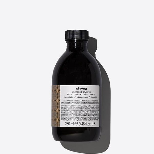 Davines Alchemic Shampoo CHOCOLATE 朱古力色洗頭水 280ml