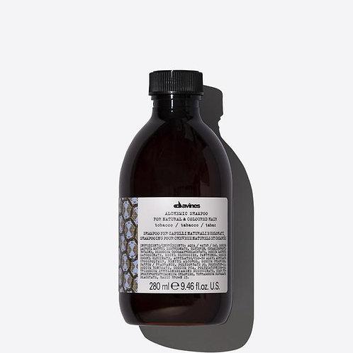 Davines Alchemic Shampoo Tobacco 煙草啡色洗頭水