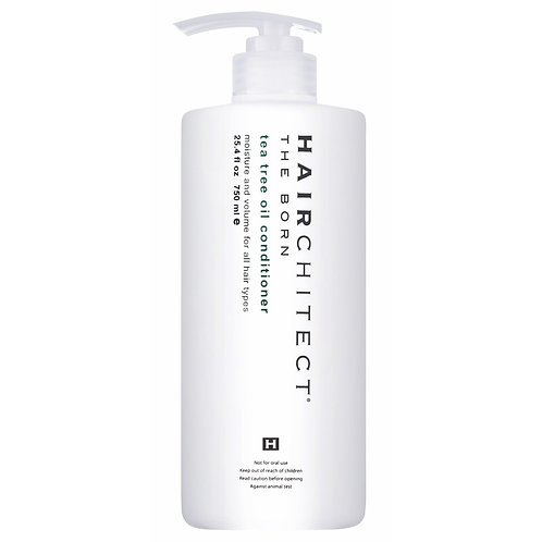 Hairchitect Tea Tree Oil Conditioner 750ml | Hairchitect 茶樹油護髮素