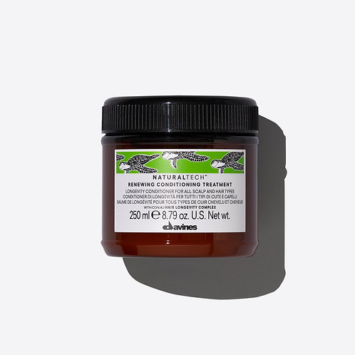 Davines Naturaltech Renewing Conditioning Treatment 250 ml | Davines 再生防禦護理