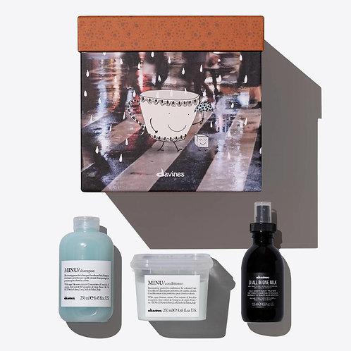 Davines Essential HairCare Caring Box 強韌護理套裝