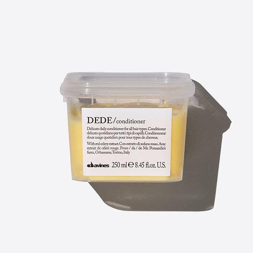 Davines Essential Haircare DEDE Conditioner 250ml | Davines Essential Haircare DEDE 四季強化護髮素 250ml