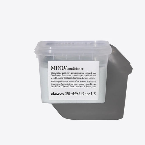 Davines Essential Haircare MINU Conditioner 250ml | Davines Essential Haircare MINU 染髮後護髮素 250ml