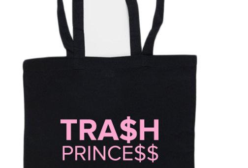 TRA$H PRINE$$ BAG