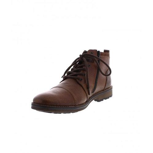 Rieker Mens Tan Ankle boot