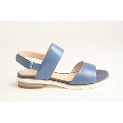 Caprice denim blue sandal