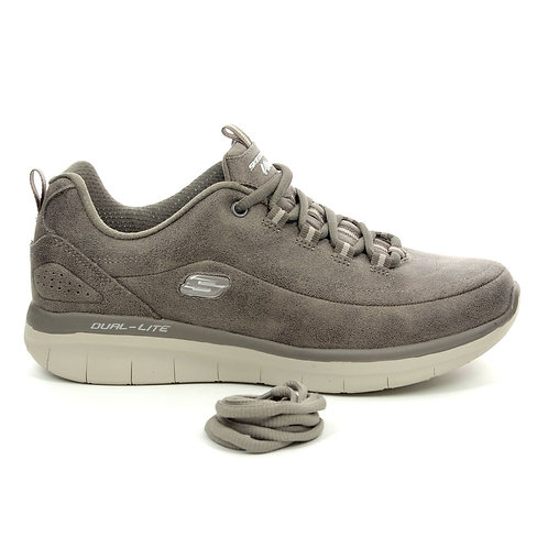 Skechers Synergy 2.0 Dark Taupe