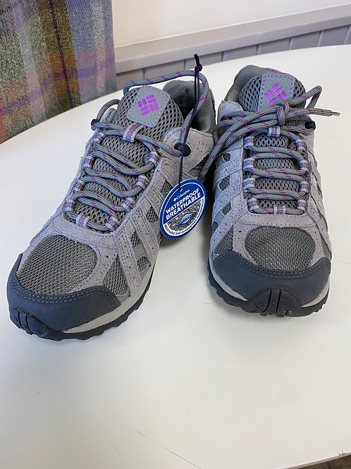 Columbia Ladies Redcrest Waterproof Walking Shoe
