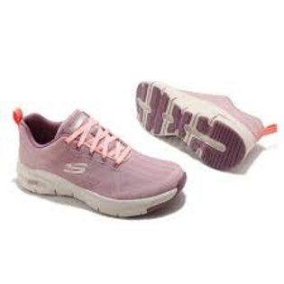 Skechers Arch Fit Comfy Wave Pink